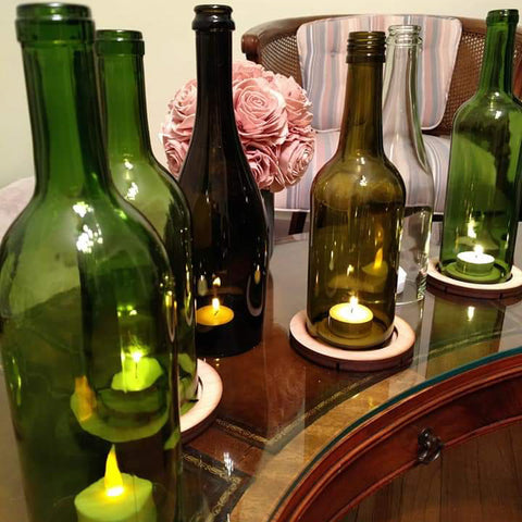 Bottomless Wine Bottles