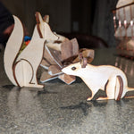 Wooden Animal (Set of 6)