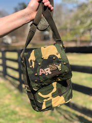 Military Surplus Camo Crossbody