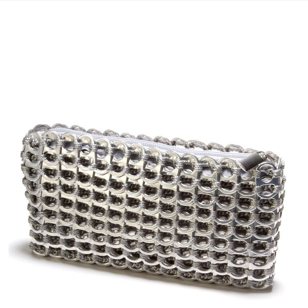 Chica Rosa Pop Top Mini Clutch