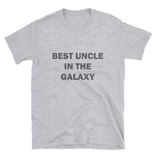 Best Uncle In The Galaxy T shirt