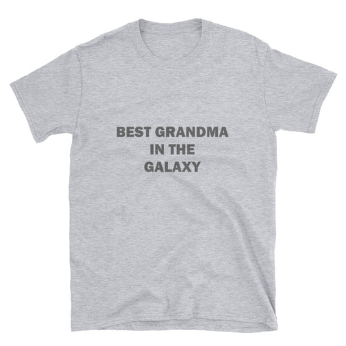 Best Grandma In The Galaxy T shirt