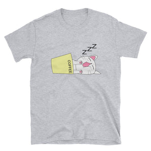 The Coffee Cat T-Shirt