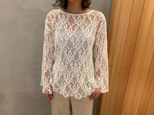 Limited Russell Lace Top