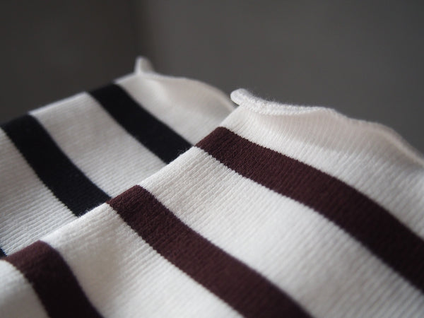 Ribbed Stripe