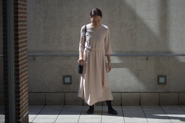"Pick Up Item ""Limited Double Cloth Dress"""