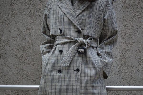 Spring Trench Coat !