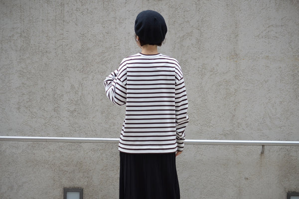 "Pick Up Item ""Ribbed Stripe C/N"""