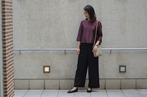 "Pick Up Item ""Black Pants"""