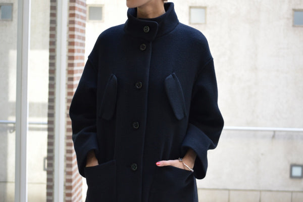 Sheep Reversible Long Coat