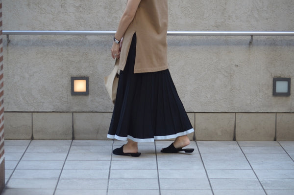Limited Pleated Skirt