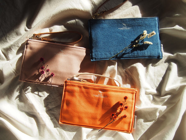 Macropodidae Wallet Limited Color