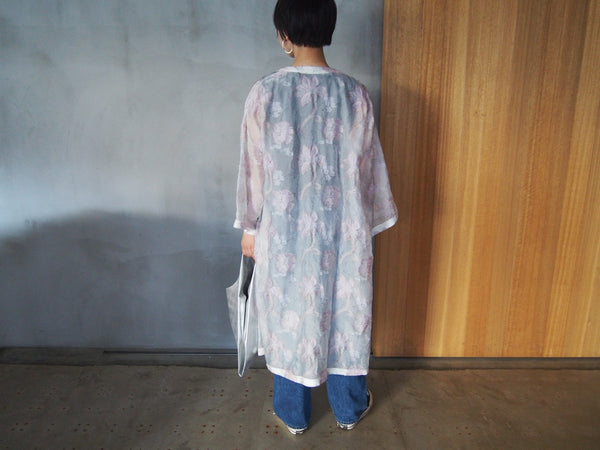 "Pick Up Item ""Limited Pastel Jacquard Gown"""