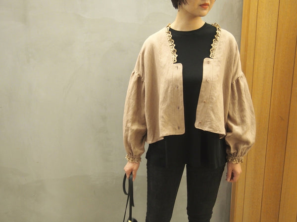 Puff Blouse