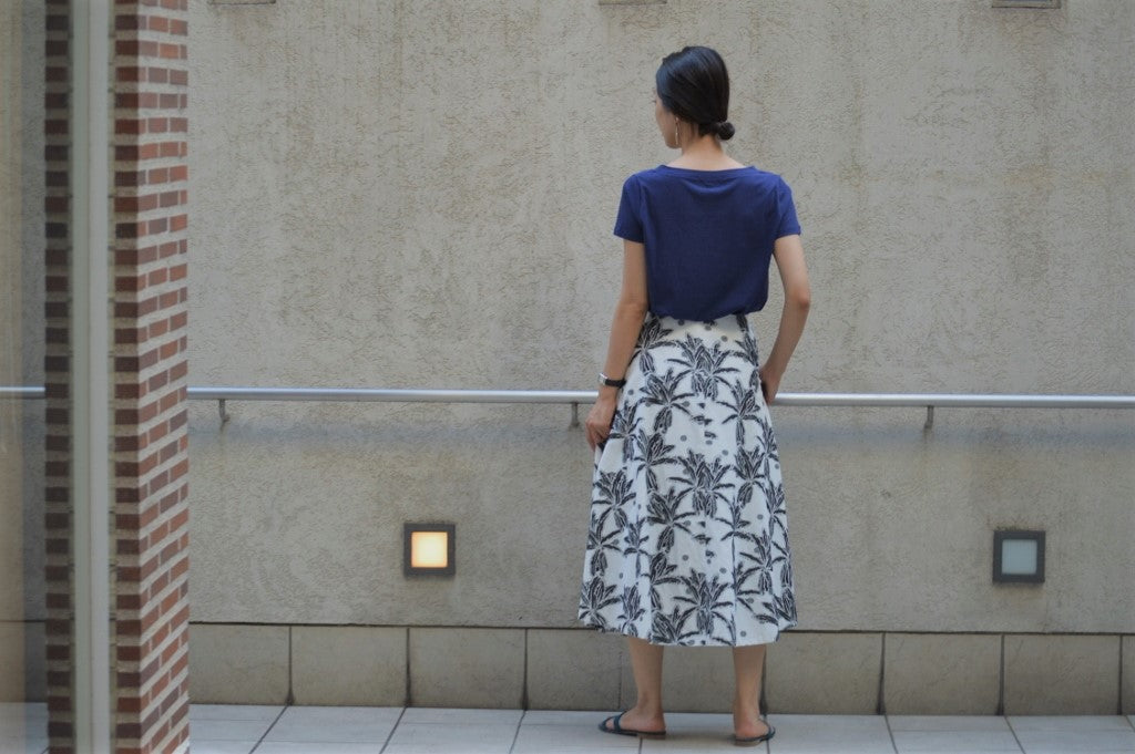 リミテッドリリージャガードスカート Greed International Limited Lily Jacquard Skirt COLOR:OTHER SIZE:FREE PRICE ¥27.000(+TAX)