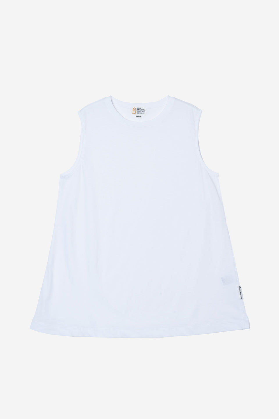 Technorama Standard Drape Tank in White