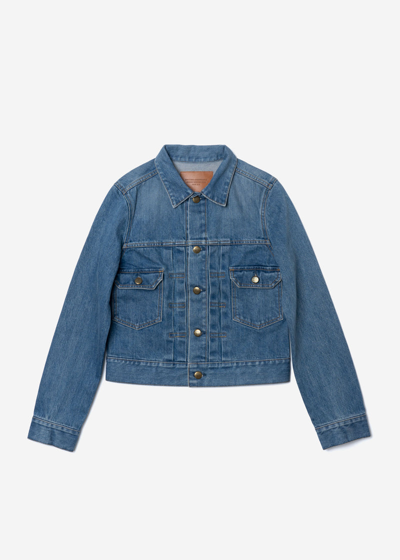 Standard Denim Jacket Indigo