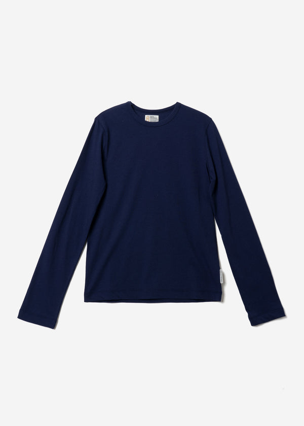 Technorama Standard Long Sleeve in Navy