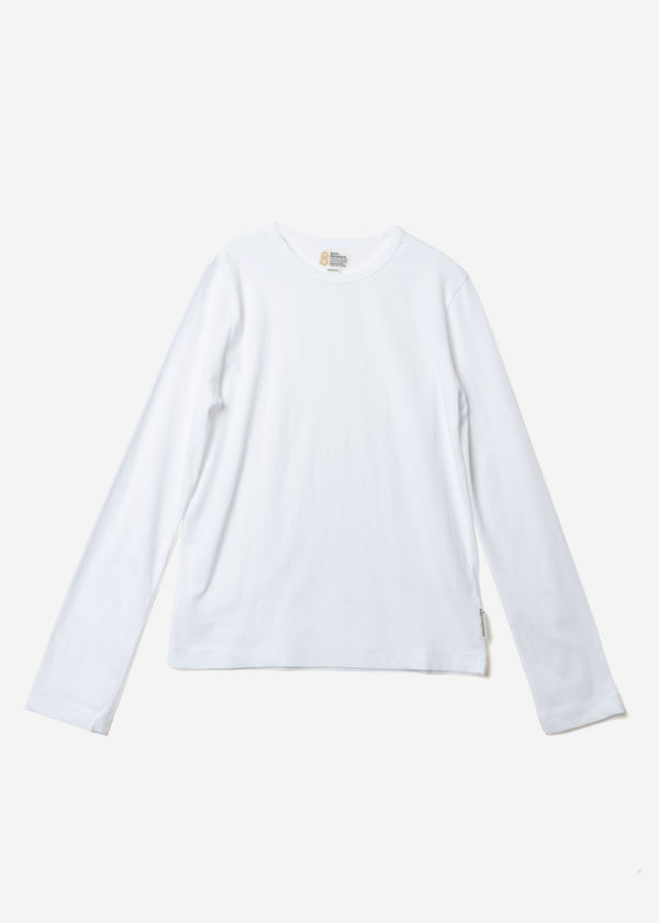 Technorama Standard Long Sleeve in White