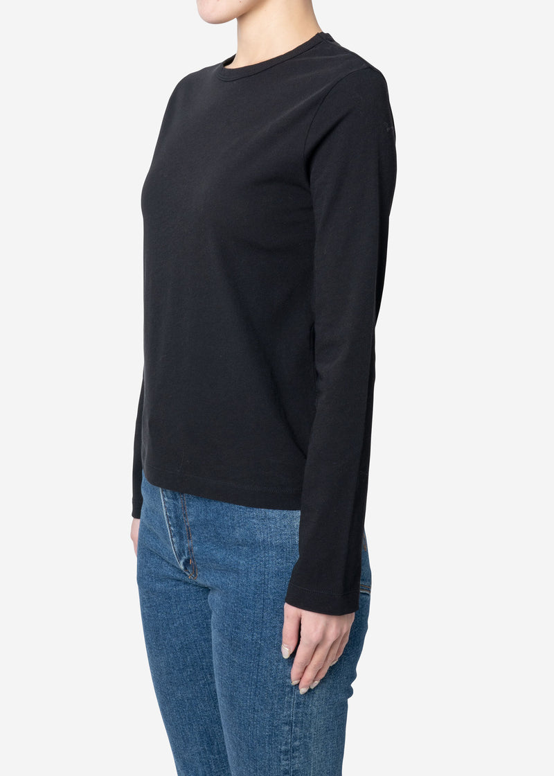 Technorama Standard Long Sleeve in Black
