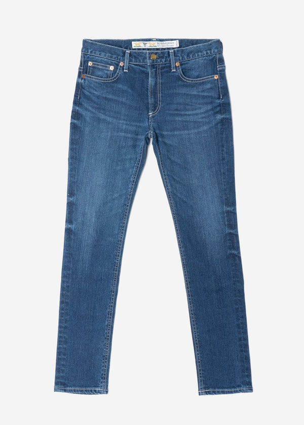 Standard High Stretch Denim in Indigo
