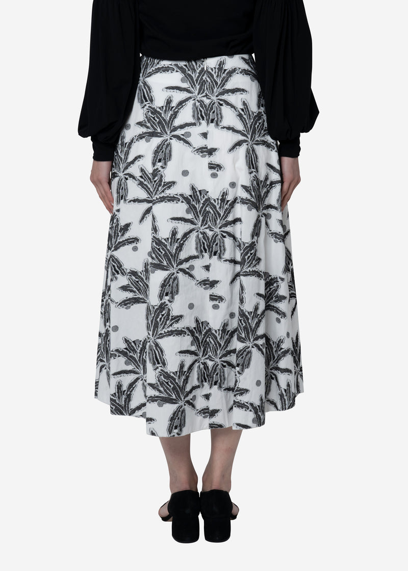 Limited Lily Jacquard  Skirt in Other