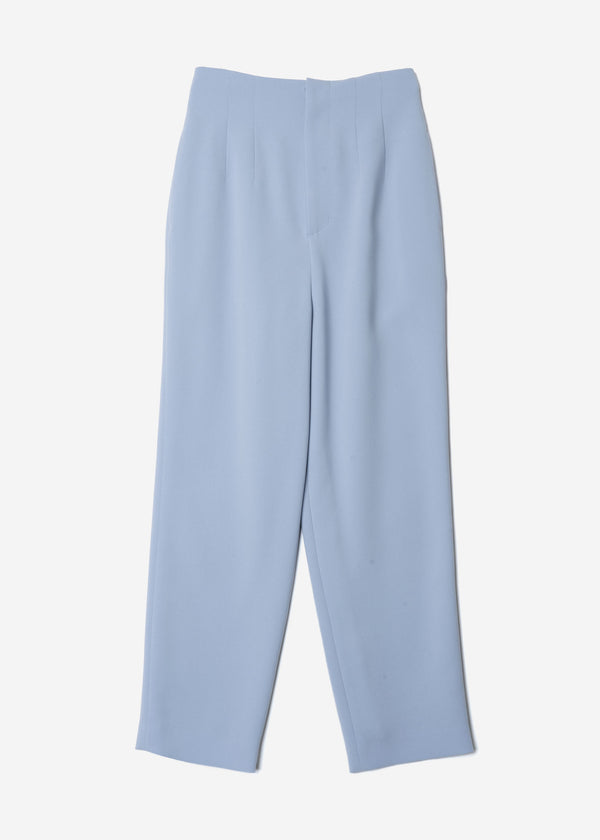 Double Stretch Cloth Pants in Lt Blue