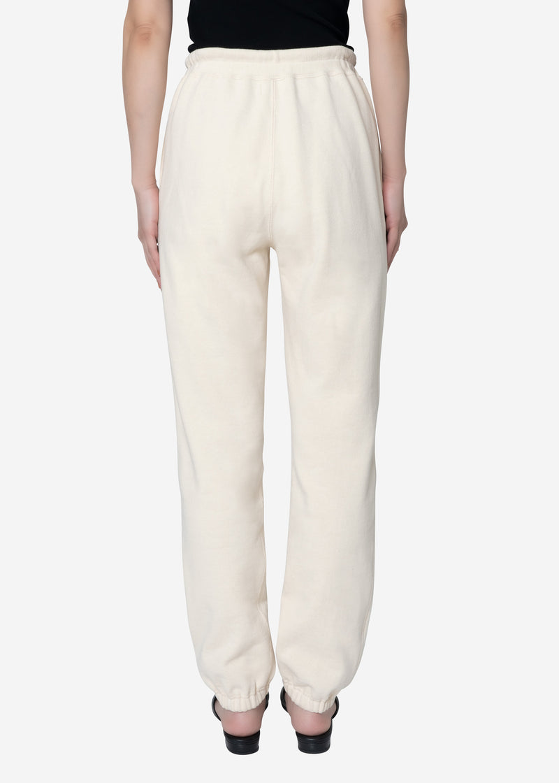 Soft Sweat Pants in Ivory