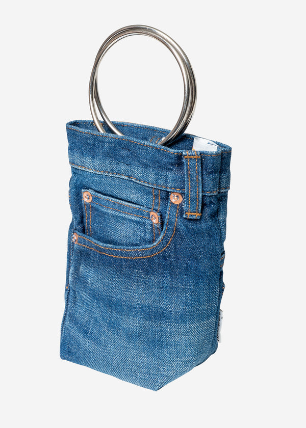 Remake Bag in Indigo