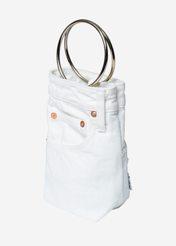 Remake Bag in White
