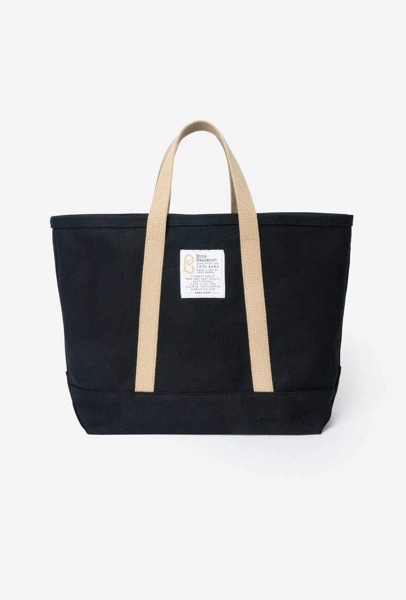 Limited Tote Bag Medium in Black Mix
