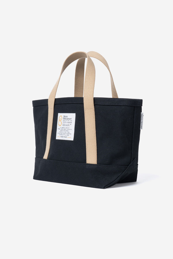 Limited Tote Bag Small in Black Mix