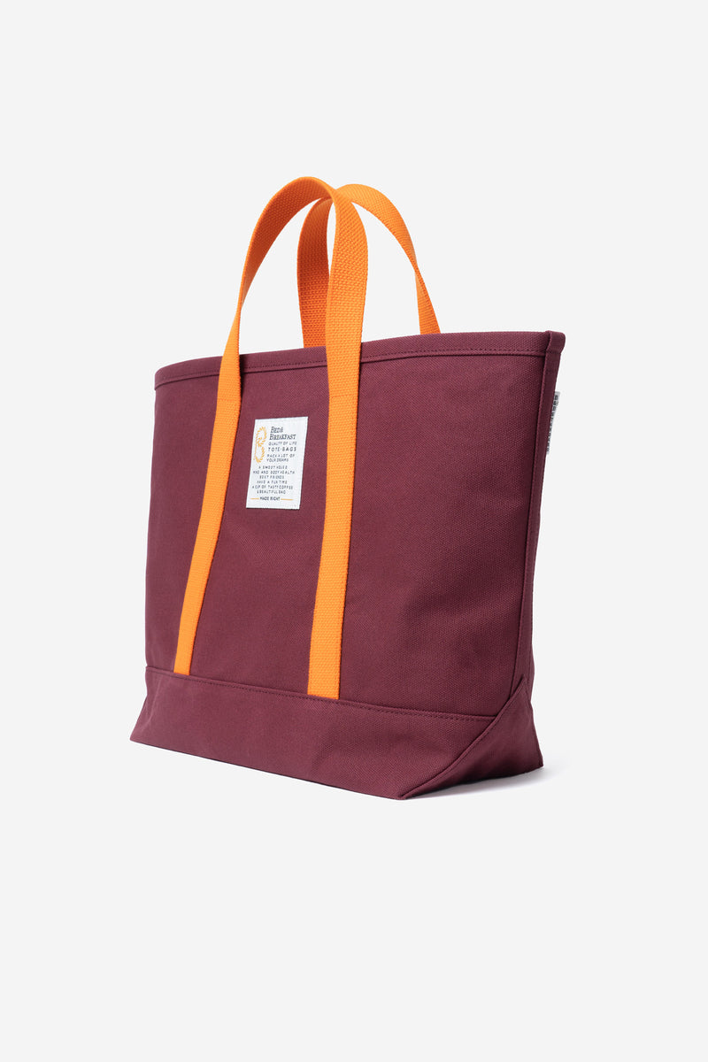 Limited Tote Bag Medium in Wine Mix