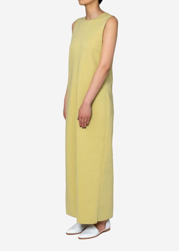 High Gauge Bonding Spring JQ Dress in Lime