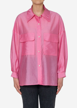 Bio Washer Shirts in Pink