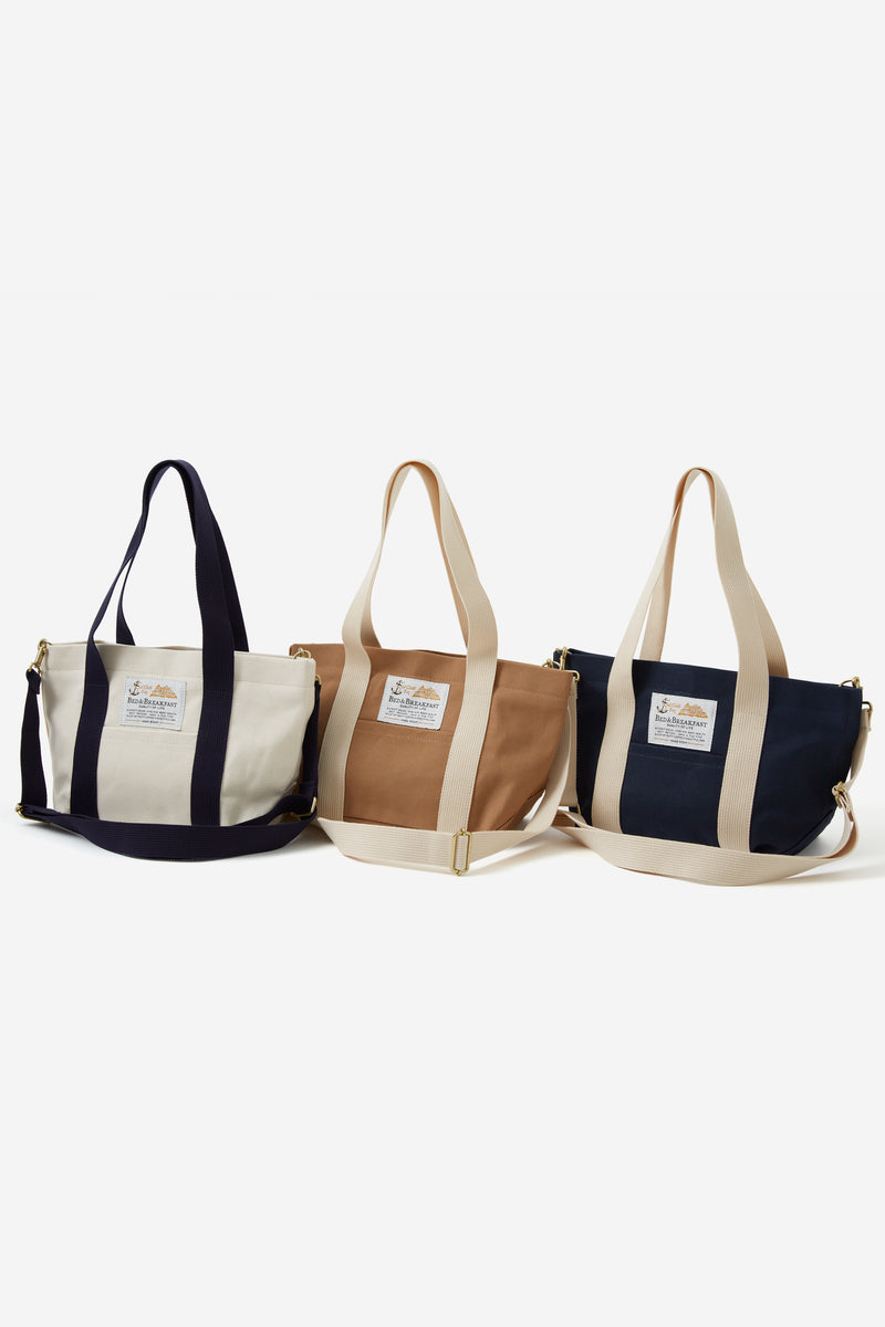 Sail Cloth Shoulder Bag Medium