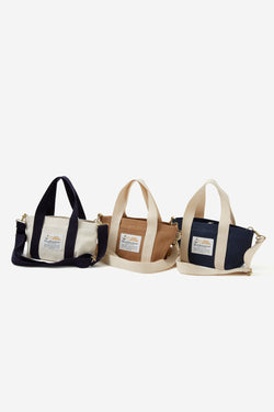 Sail Cloth Shoulder Bag Small
