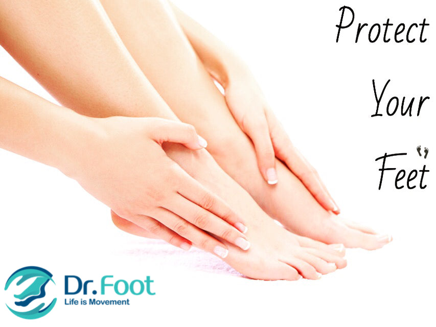 10 Foot Care Tips to Protect Yourself