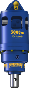 Augertorque Earth Drills, Augers & Packages