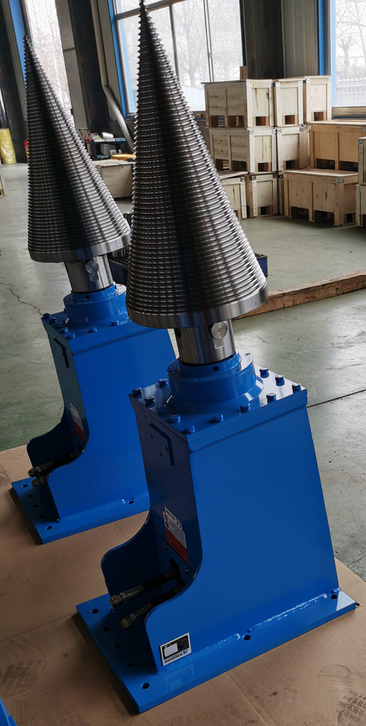 JCS 40 Hydraulic Cone Splitter to fit Excavators, Telehandlers & More