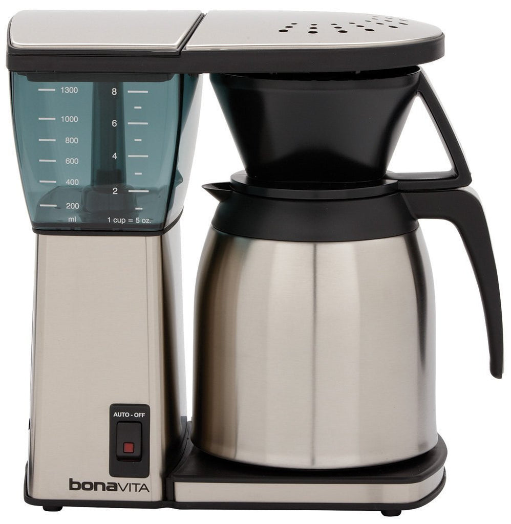 Bonavita 8 Cup Coffee Brewer with Thermal Carage