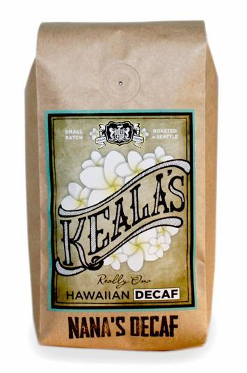 Coffee - Nana's Decaf Blend