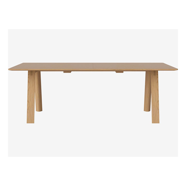 Hill Dining Table Solid 180cm