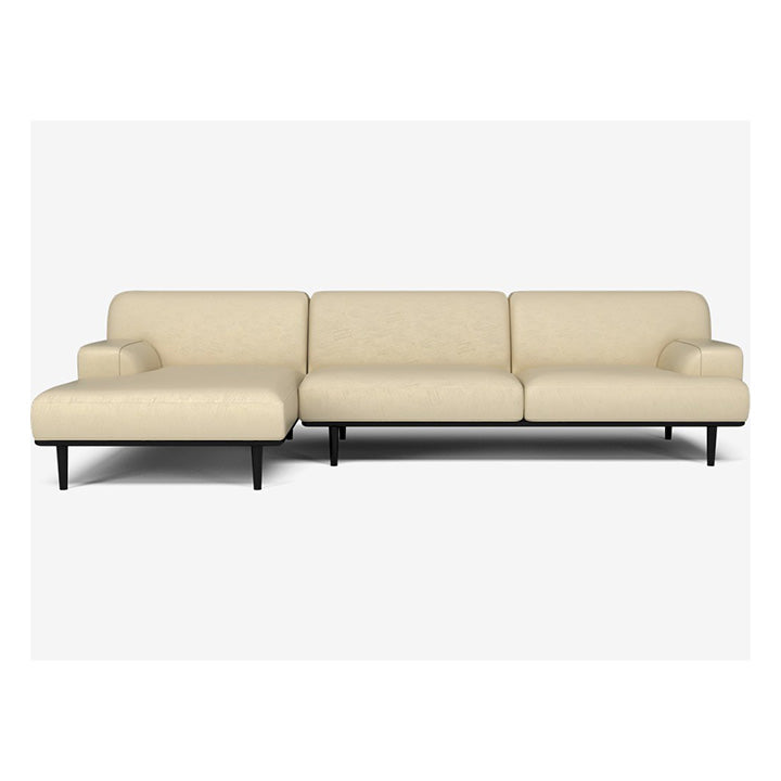 Madison 3 Seater Sofa With Chaise Lounge Left