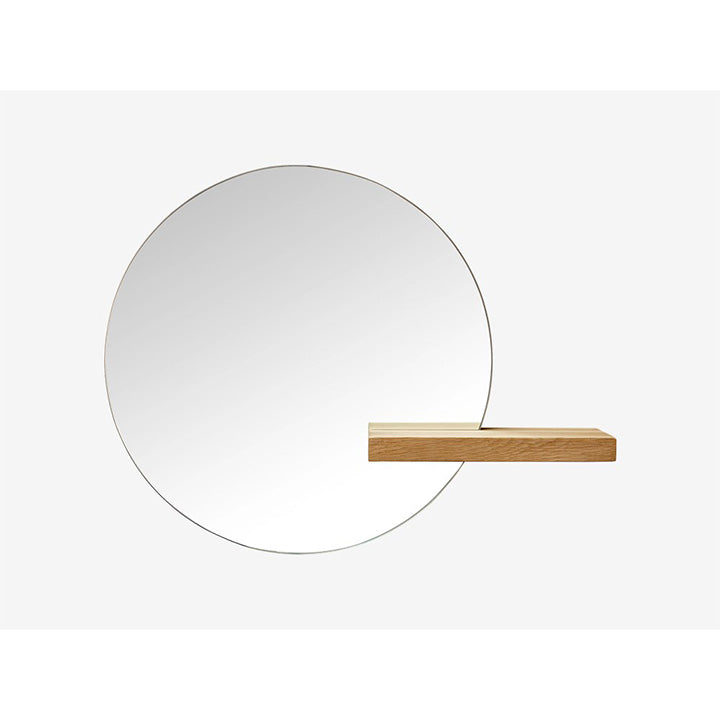 Shift Mirror Small Round