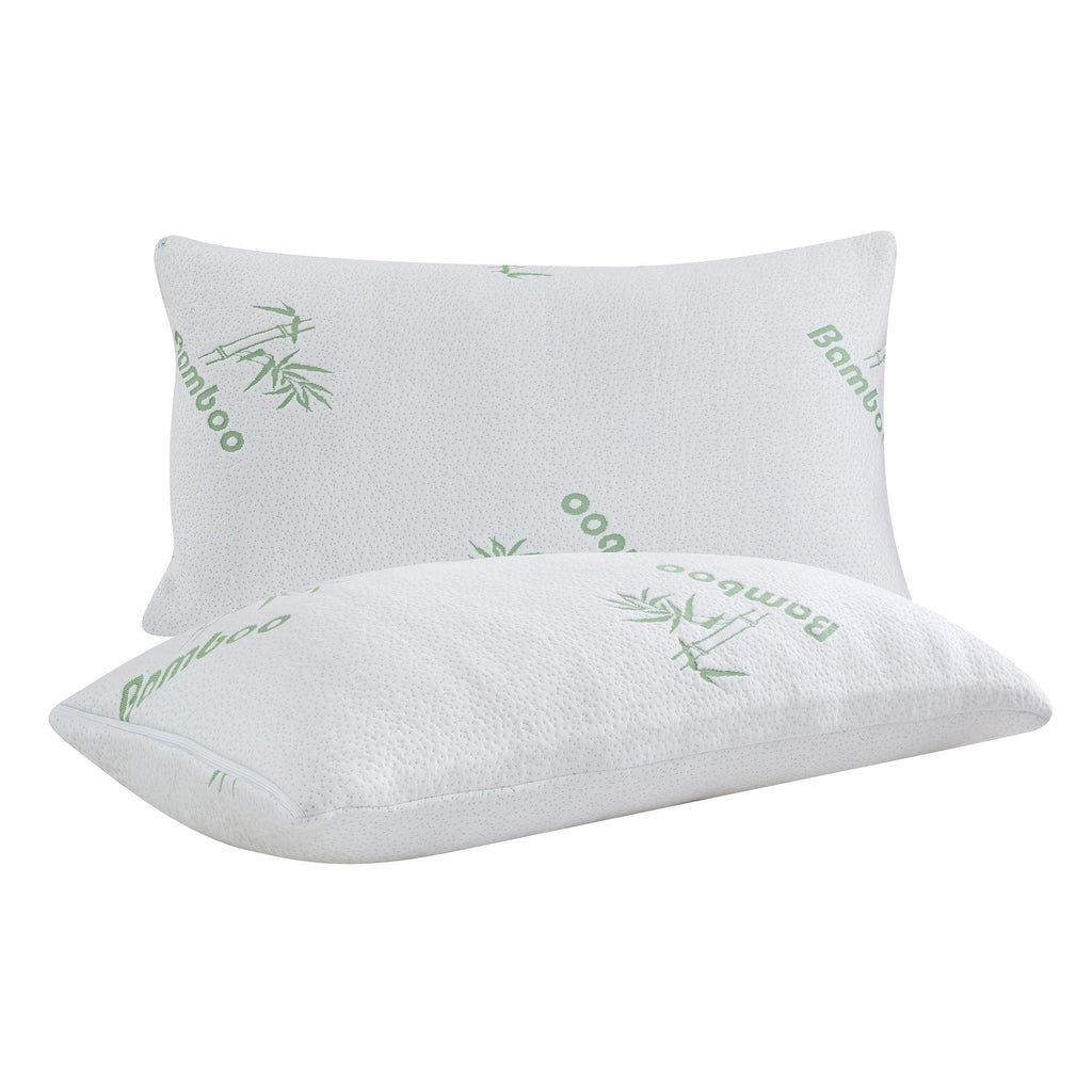 Bamboo Memory Foam Stay Cool Pillow