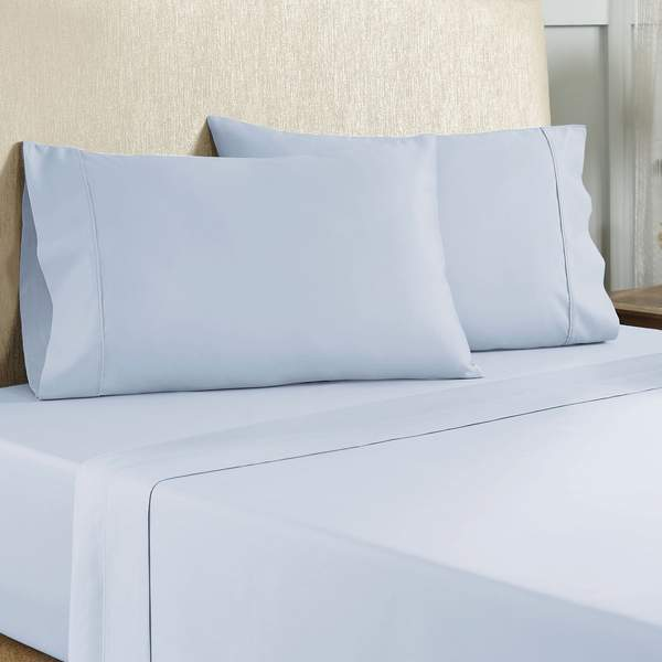 1800 Thread Count Cotton Rich Sheet Set - 4 Piece