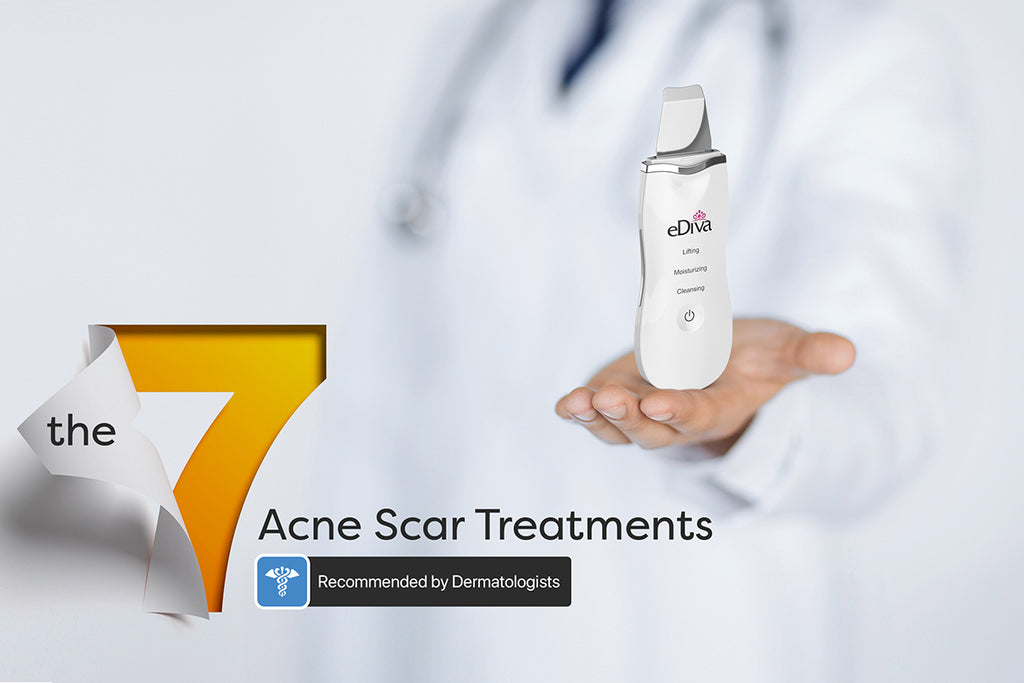 7 BEST ACNE SCAR TREATMENTS RECOMMENDED BY DERMATOLOGISTS