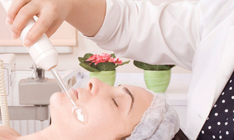 Skin tightening beauty therapy