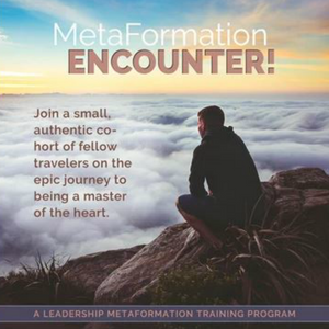 MetaFormation Encounter! Online Training Program (Includes All 4 Heart Encounter Courses) Next Cohort Starts April 24th!
